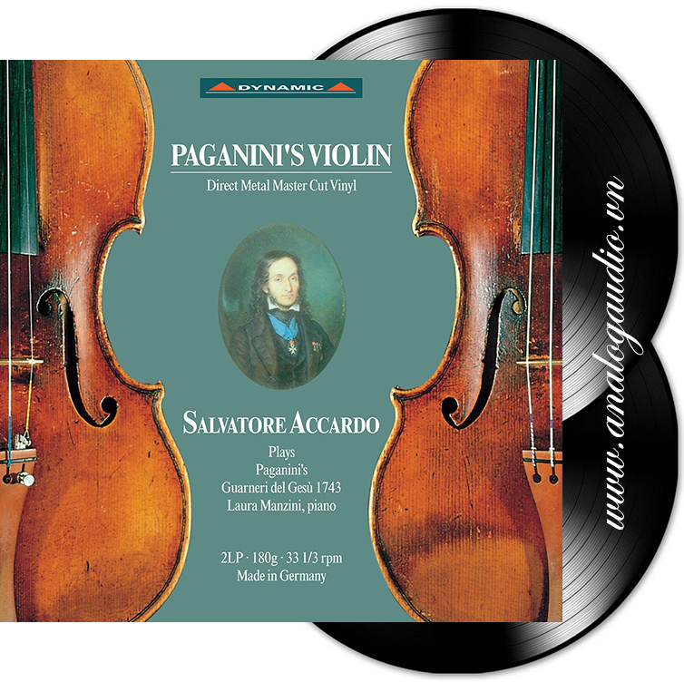 Salvatore Accardo plays Paganini