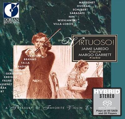 VIRTUOSO a treasury of favorite violin encores