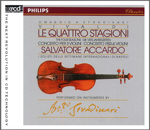The Four Seasons - Salvatore Accardo