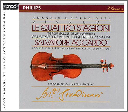 The Four Seasons - Salvatore Accardo