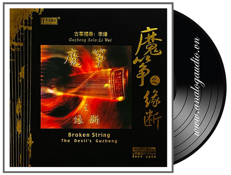 Đàn tranh Li Wei - Broken String