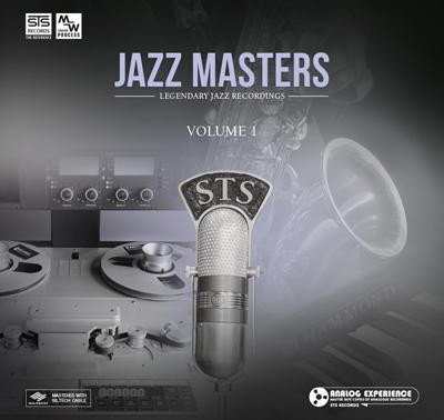 JAZZ MASTERS volume 1
