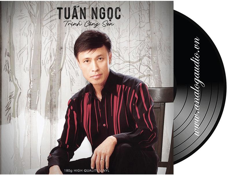 Đĩa than Tuấn Ngọc - Trịnh Công Sơn