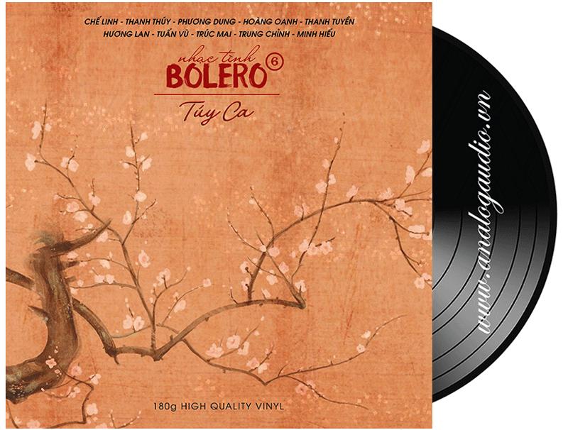 Đĩa than Bolero 6 - Tuý Ca