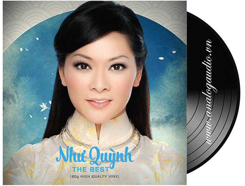 Đĩa than Như Quỳnh - The Best