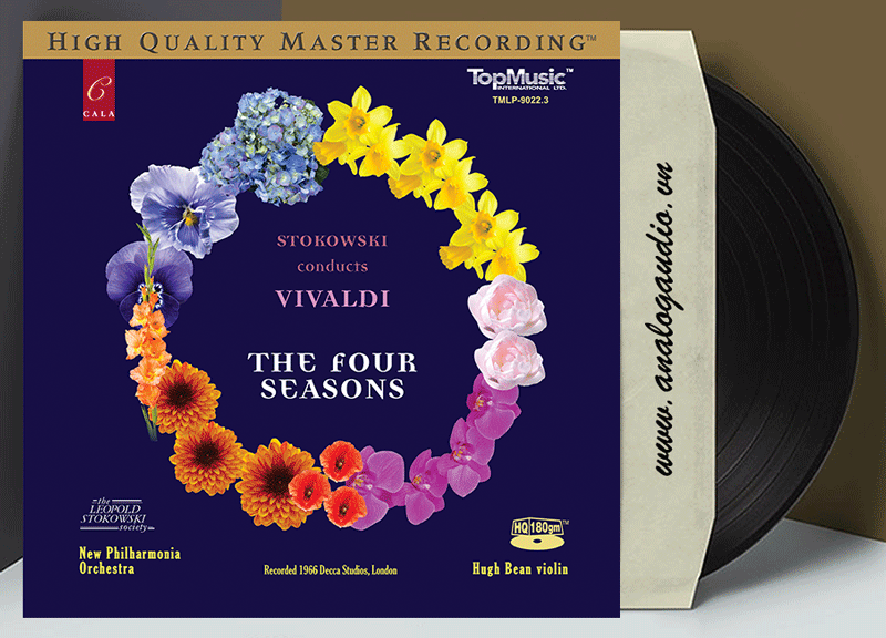The Four Seasons - Leopold Stokowski