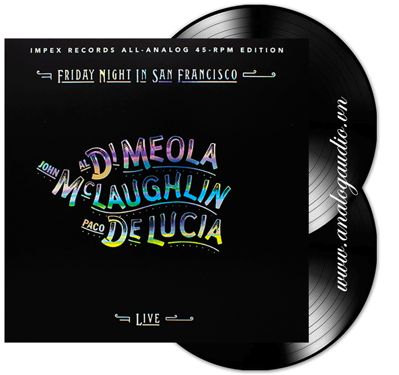Friday Night In San Francisco - LP