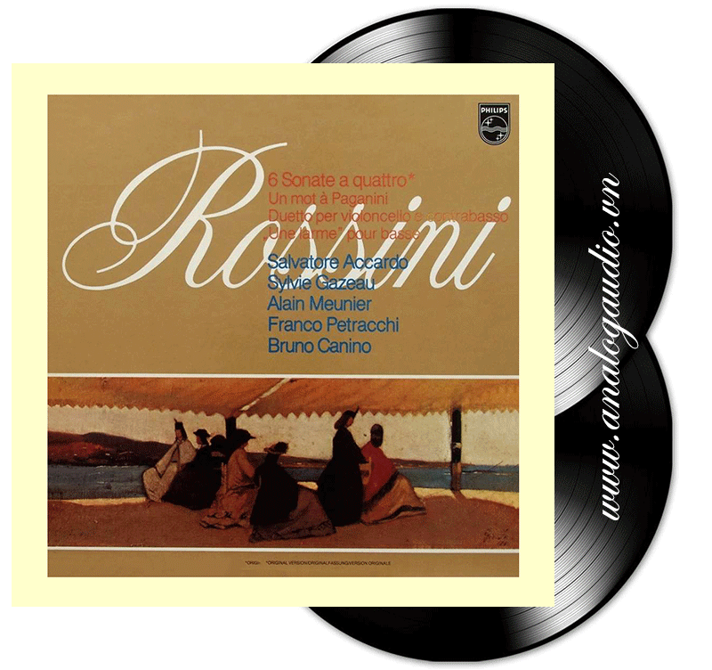 ROSSINI - 6 Sonate A Quattro