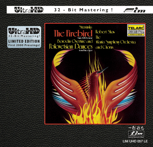 STRAVINSKY : The Firebird