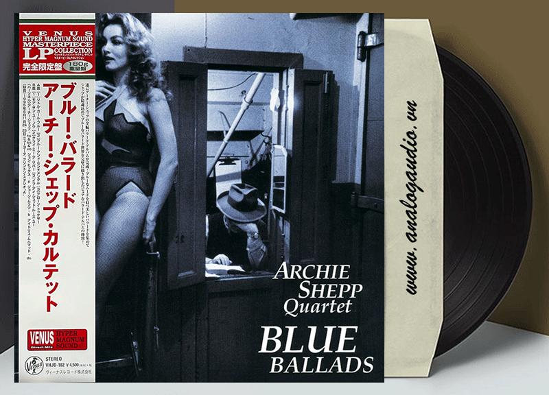 Archie Shepp Quartet - Blue Ballads
