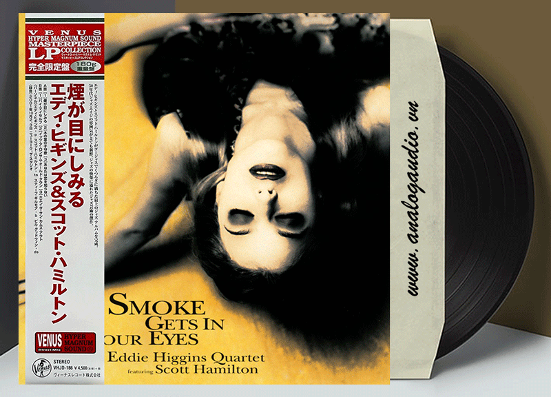 Eddie Higgins - smoke gets in your eyes