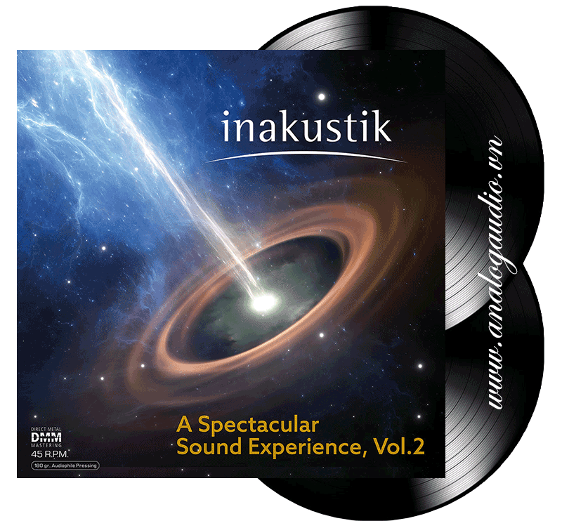A Spectacular Sound Experience Vol.2 (LP)