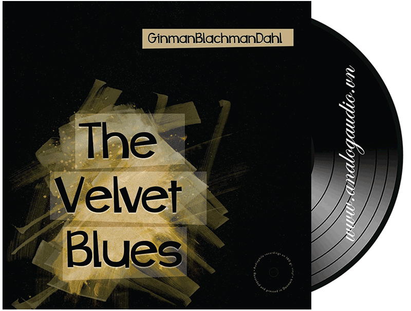 The Velvet Blues (LP)