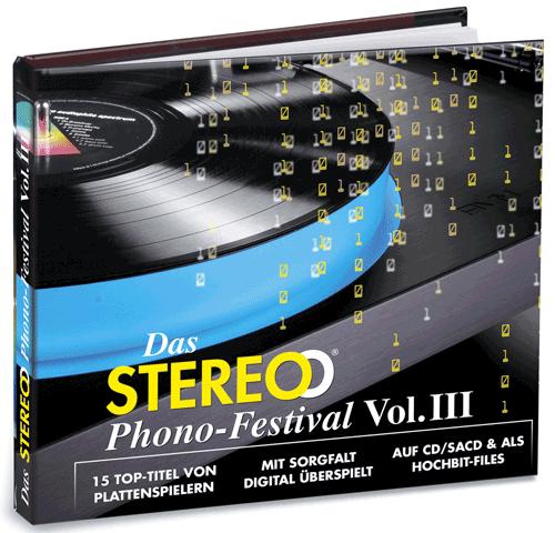 Das STEREO Phono-Festival vol.3 - SACD