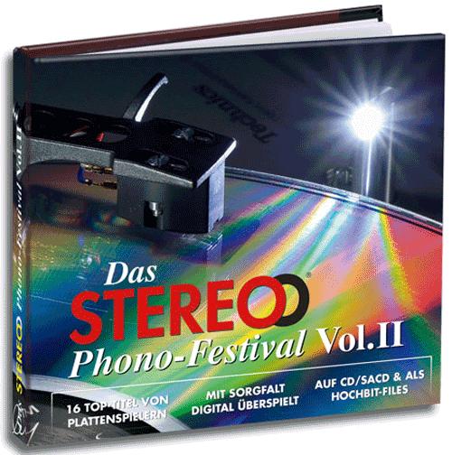 Das STEREO Phono-Festival vol.2 - SACD
