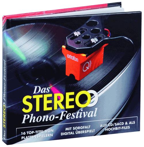 Das STEREO Phono-Festival - SACD