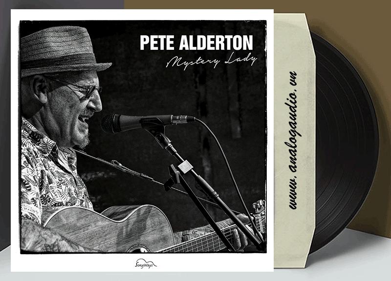 Pete Alderton - Mystery Lady