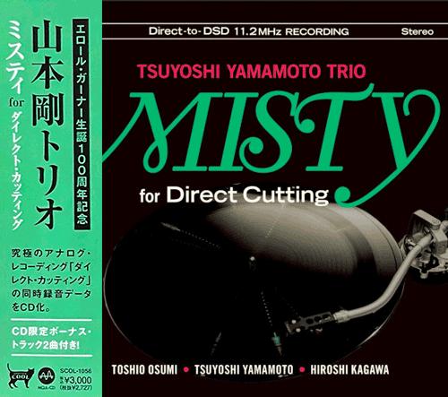 Tsuyoshi Yamamoto - MISTY for Direct Cutting