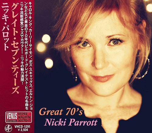 Nicki Parrott - Great 70's