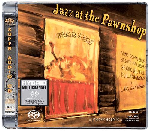 Jazz at the Pawnshop - SACD