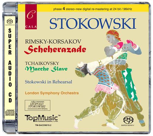 STOKOWSKI - Scheherazade & Marche Slave