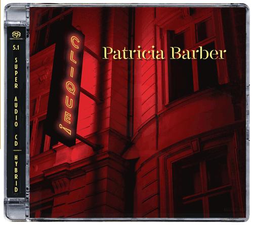 Patricia Barber - Clique!  SACD