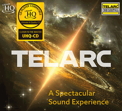 A Spectacular Sound Experience - UHQCD