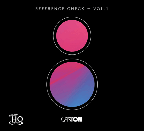 CANTON reference check vol.1