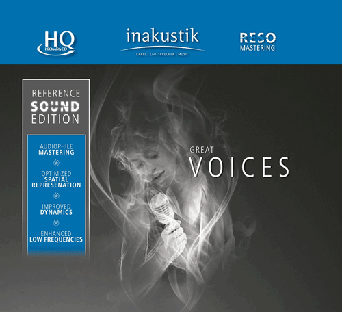 Great Voices vol. 1