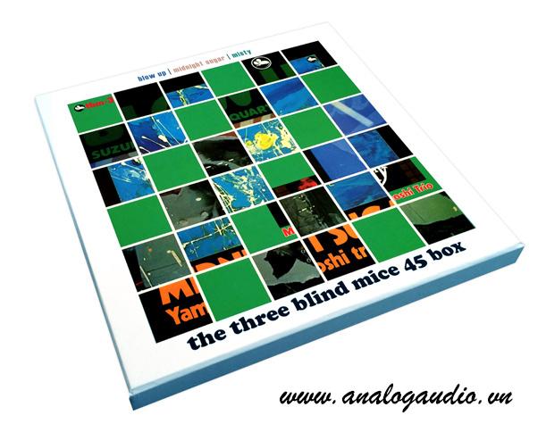 the three blind mice 45 box