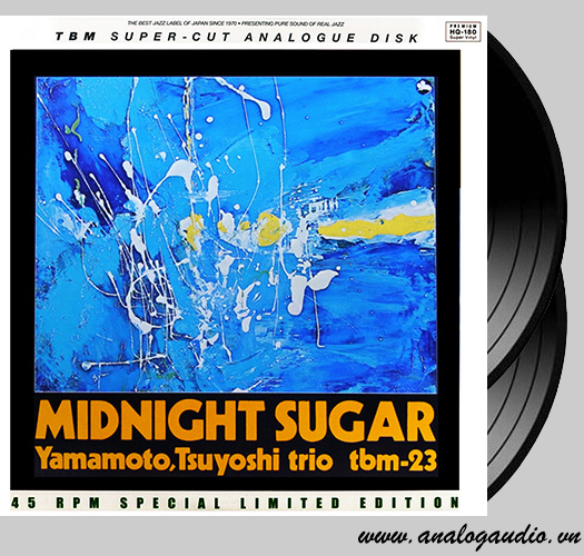 Tsuyoshi Yamamoto - Midnight Sugar