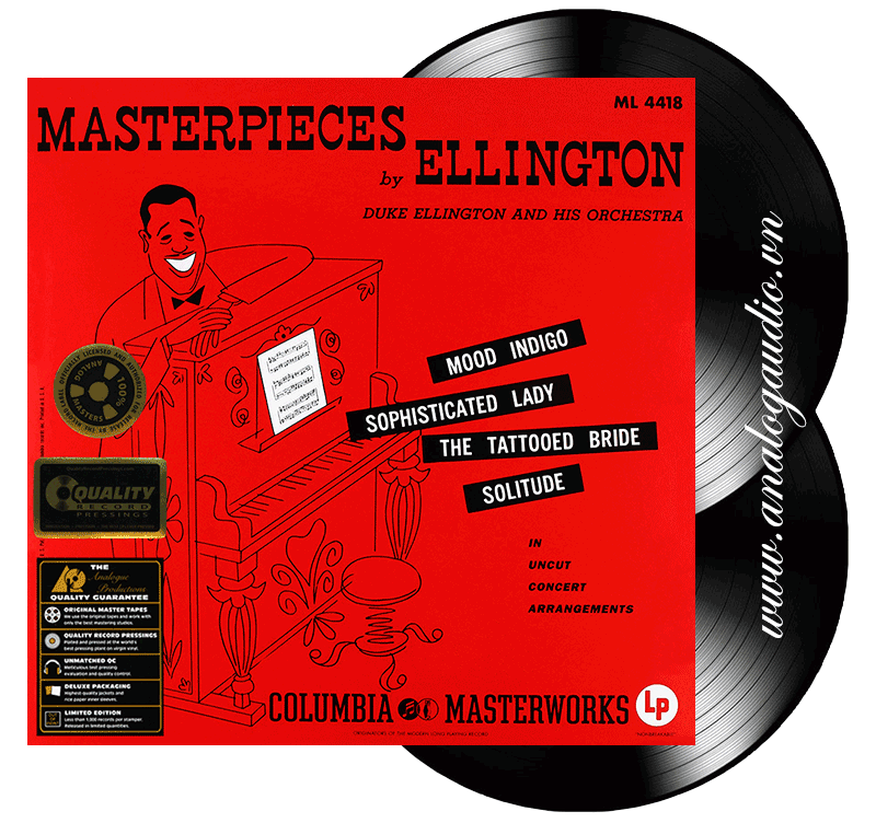 Masterpieces by Ellington