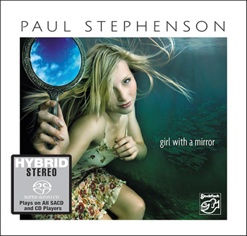 paul stephenson - girl with a mirror