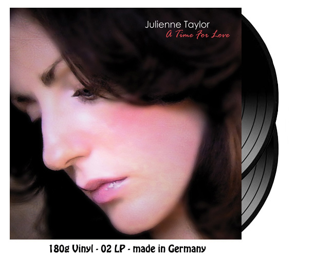 Julienne Taylor - a time for love