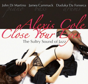 Alexis Cole - close your eyes