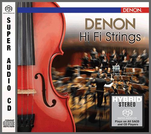 DENON hi fi strings