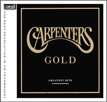 Carpenters gold greatest hits
