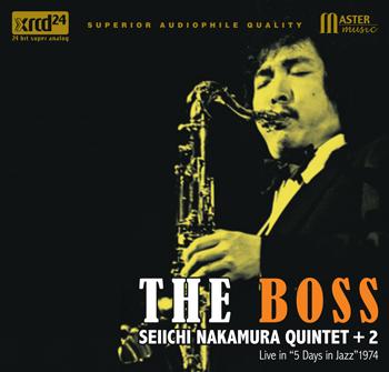 The Boss - Seiichi Nakamura Quintet