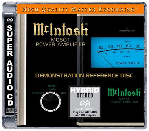 McInstosh demonstration disc