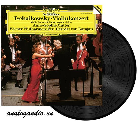 Anne-Sophie Mutter - Tchaikovsky violin concerto