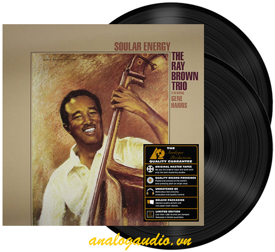 Ray Brown - soular energy