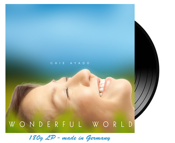 Chie Ayado wonderful world