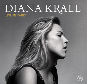 Diana Krall live in Paris