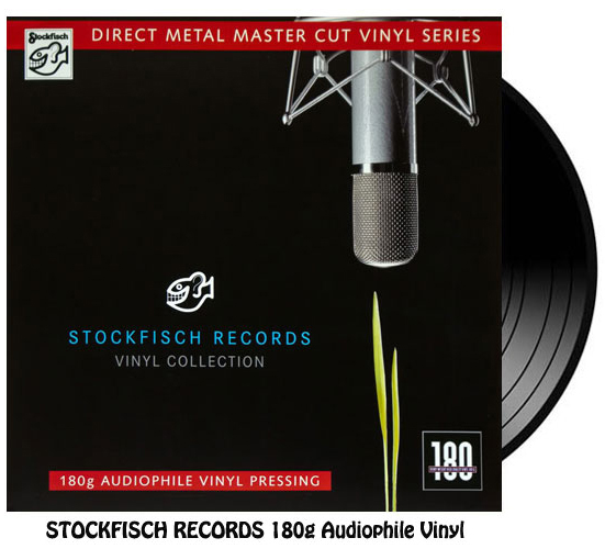 Stockfisch Records vinyl collection