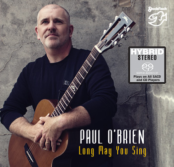 paul o brien - long may you sing