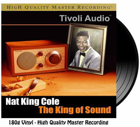 Nat King Cole - The King of Sound