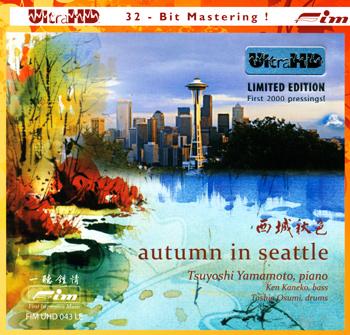 Tsuyoshi Yamamoto - Autumn in Seattle