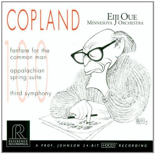 Copland - Eiji Oue , Minnesota Orchestra