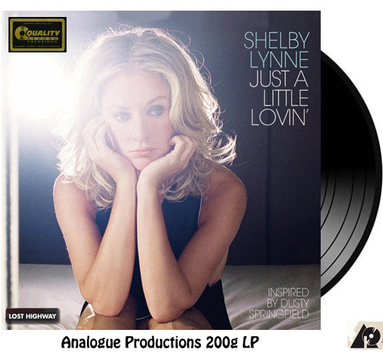 Shelby Lynne - just a little lovin'