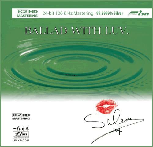 Salena Jones - Ballad with LUV.
